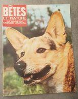 Bêtes Et Nature N°66 Les Antilopes - Le Busars St Martin - La Perche - Le Welsh Corgi Pembroke De 1969 - Nature