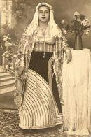 Reproduction D'un Photo Ancien Femme Marocaine - Reproducciones