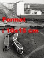 Reproduction D'une Photographieancienne De La Ligne 23 De Tramway à Milan En Italie En 1950 - Reproducciones
