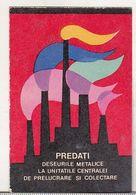 Romanian Small Calendar -1974 - Calendars