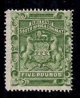 Afrique Du Sud Compagnie YT N° 10 Neuf (*). Timbre Rare! B/TB. A Saisir! - South Africa (...-1961)