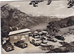 Suisse - Café Seeblick An Der Kerenzerbergstrasse Mit Walensee - Andere