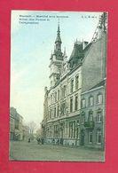C.P. Hasselt  =  Marché  Aux Avoines  : Hotel Des Postes Et Télégraphes - Hasselt