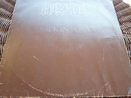 AC-DC: Back In Black/ 33 Rpm Atlantic ATL 50735 - Rock