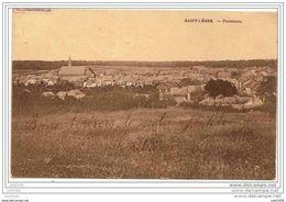 SAINT - LEGER ..-- Panorama . Vers HERSERANGE ( Mr Mme Octave JACQUEMIN ) . Voir Verso . - Saint-Léger