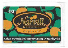 Denmark - Tele Danmark (chip) - Narwill - TDP263 - 06.2000, 700ex, 10kr, NSB - Danemark