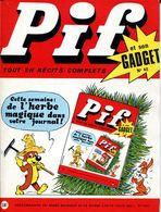 Pif Gadget N°62 -  Les Pionniers De L'Espérance - Le Grèlé 7/13 - Pif Gadget