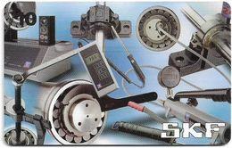 Denmark - Tele Danmark (chip) - SKF - TDP299 - 04.1999, 600ex, 10kr, Used - Danemark