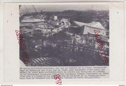 Au Plus Rapide Exposition Belgique Bruxelles Brussels 1958 Vue Générale Beau Format - Lieux