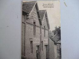 Saint Riquier  Maison Quillet Marchand De Grains - Saint Riquier