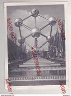 Au Plus Rapide Exposition Belgique Bruxelles Brussels 1958 L'Atomium Beau Format - Lugares