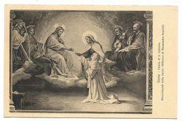 XW 3070 Siena - Chiesa Di Santa Caterina - Avvenimenti Della Santa - Affresco Di Alessandro Franchi / Non Viaggiata - Siena
