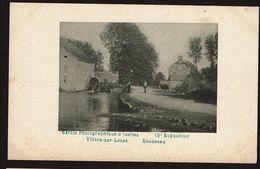 Villers-sur-Lesse - Moulin - Cercle Photographique D'Ixelles - 15e Exposition - Rousseau - 2 Scans - Rochefort