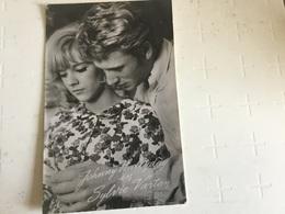 Johnny Hallyday En Sylvie Vartan - Musique Et Musiciens