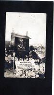 CG45 - Italia - Cimitero Militare Redipuglia - Telegrafo Da Campo E Bollettino Di Guerra - Cementerios De Los Caídos De Guerra
