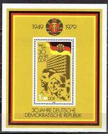 DDR / GDR - Mi-Nr Block 56 Postfrisch / MNH ** (A1104) - Blokken