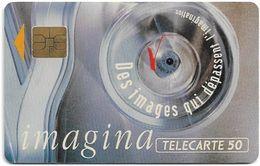 Monaco - MF19 - Imagina 1992 - Cn. A 1A5473, 10.1991, 50Units, 20.000ex, Used - Monaco