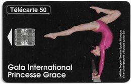 Monaco - MF32 - Gala International Princesse Grace - 10.1994, SC7, 50Units, 25.000ex, Used - Monaco