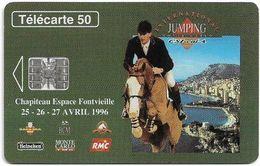 Monaco - MF38 - Jumping International - Cn. C63058310, 03.1996, 50Units, 52.500ex, Used - Monaco