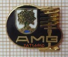 MERCEDES AMG LOGO Avec PISTON En Version EGF - Mercedes