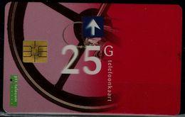 NETHERLANDS 1995 PHONECARD WHEEL USED VF!! - Pays-Bas