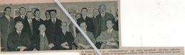 """HOBOKEN..1936.. DE """"ARBEIDERSFOTOKRING """" JAARLIJKSE FOTO-SALON - Vieux Papiers"""