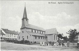 1084) Sint-Truiden - Eglise De St-Gangulphe - Sint-Truiden