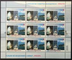 MACEDONIA NORTH 2020 - TOURISM IN MACEDONIA PRESPA SS MNH - Mazedonien