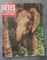 Bêtes Et Nature N°56 Les Fourmis - Cheval Et Nature En Sambre-Meuse - Réserve Africaine De Thoiry De 1968 - Nature