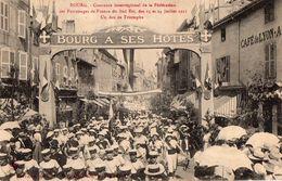 Bourg  - Concours Interrégional De La Fédération Des Patronnages De France Du Sud-est - Non Classés