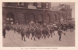 59-LILLE NORDBAHNHOF ANKUNFT - Lille