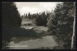 Alemania. Baden-Baden. *Golfplatz...* Circulada 1959. - Baden-Baden