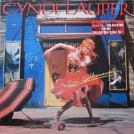 "Cyndi Lauper 33t. LP ""she's So Unusual"" - Rock"