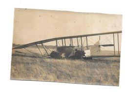 Photo Accident D'avion, - Aviation