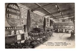 45 LOIRET - ORLEANS Maison Thoreau, Stand Des Graines D'élite - Orleans
