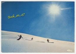 {59730} Neige Et Soleil ; Skieurs - Winter Sports