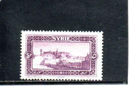SYRIE 1925 ** - Syria (1919-1945)