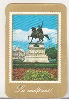 Romania Old 1976 Small Calendar - Rompresfilatelia - Calendars