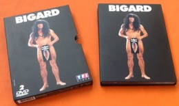 DVD (2 DVD)  Bigard  Des Animaux Et Des Hommes  (2003)   TF1 Vidéo - Andere
