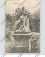 F 59000 LILLE, Jardin Vauban, Une Allee, 1915, Deutsche Feldpost, Militär-Eisenbahndirektion 1 - Lille