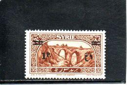 SYRIE 1930 ** - Syria (1919-1945)
