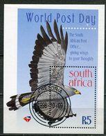 Südafrika South Africa Mi# Block 69 Gestempelt(FDC/SST)/used/CTO - Fauna Birds - Ohne Zuordnung