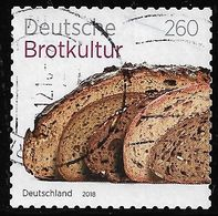 2018 Brotkultur  (selbstklebend) - [7] République Fédérale