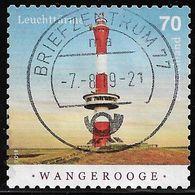 2018  Leuchttürme  (Wangerooge)  Selbstklebend - [7] République Fédérale