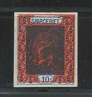 Timbre SARRE N° 54 A Non Dentelé Neuf - 1920-35 Sociedad De Naciones