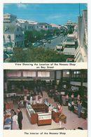 CPA Antilles > Bahamas - Bay Street And The Interior Of The NASSAU Shop - Bahamas