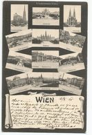 CPA Autriche > Vienne - K. Ledermann WIEN - Vienne