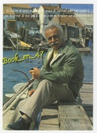 {59734} Georges Brassens ; Phrase Extraite De Don Juan 1976 - Cantanti E Musicisti