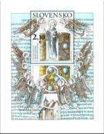 Slovakia - 2020 - 1150th Anniversary Of Consecration Of St. Methodius, Archbishop Of Great Moravia - Mint Souvenir Sheet - Slowakische Republik