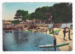 06 Le Cap D'Antibes La Garoupe N°2288 Un Coin De La Plage En 1951 Brouettes VOIR DOS - Cap D'Antibes - La Garoupe